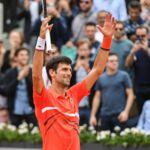 Roland-Garros : Novak Djokovic poursuit son sans-faute et file en 8ème de finale