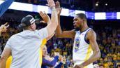 Finales NBA: Kevin Durant (Warriors) de retour plus tôt que prévu?