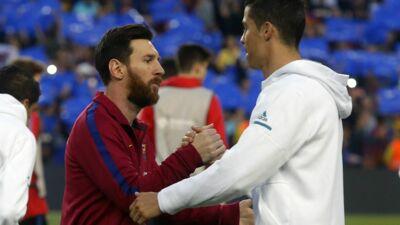 FC Barcelone: Lionel Messi regrette le départ de Cristiano Ronaldo