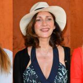 Chloé Jouannet, Laury Thilleman, Valérie Karsenti…Les stars bien accompagnées à Roland-Garros (PHOTOS)