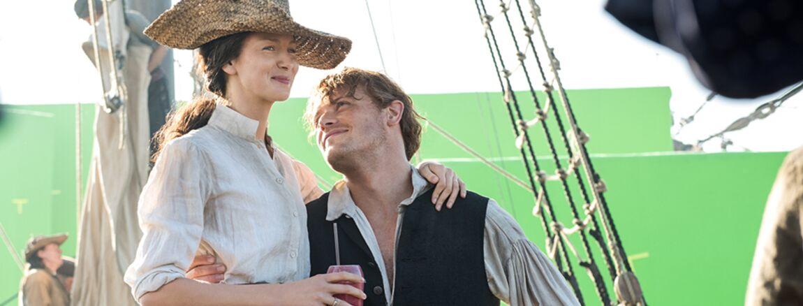 Outlander Netflix La Scene Coupee Du Livre Qui Pourrait