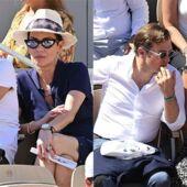 Roland-Garros 2019 : Cristina Cordula, Laurence Ferrari et Renaud Capuçon, Basile Boli… les stars ont pris le soleil Porte d'Auteuil (PHOTOS)