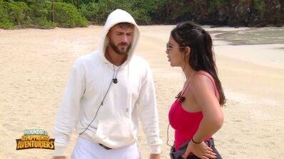 Exclu. Moundir et les apprentis aventuriers 4 : Illan dévoile le nom de l'ex d'Anthony sur la plage... Et ça va vous surprendre ! (VIDEO)