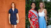 Roland-Garros 2019 : les Miss France Vaimalama Chaves et Maëva Coucke font sensation, Nolwenn Leroy comme à la maison (PHOTOS)