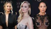 Jennifer Lawrence décolletée, Sophie Turner sublime... Les photos de l'avant-première de X-Men Dark Phoenix