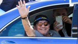 Diego Maradona veut entraîner Manchester United... mais se paye Paul Pogba !