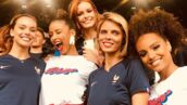 Coupe du monde : Sylvie Tellier, Marine Lorphelin, Vaimalama Chaves... les Miss France grandes supportrices des Bleues (PHOTO)
