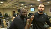 Issa Doumbia : On a suivi son entraînement sportif avec son coach YaniSport ! (VIDEO)