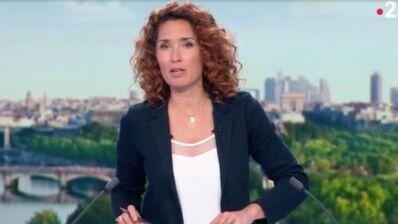 13 Heures de France 2 : pourquoi Marie-Sophie Lacarrau n'a-t-elle pas présenté le JT hier ?