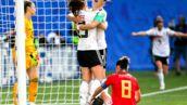 Coupe du monde féminine de football 2019 : l'Allemagne prend le meilleur sur l'Espagne !