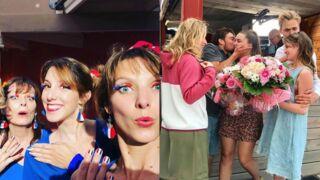 Les actrices de Plus belle la vie encouragent les Bleues, Garance Teillet quitte Demain nous appartient... plongez dans les coulisses de vos séries préférées (PHOTOS)