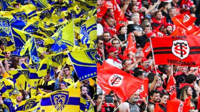Finale du Top 14 : les supporters de Toulouse et de Clermont envahissent Paris ! (VIDEOS)