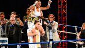 Boxe : Estelle Mossely devient championne du monde des poids légers !