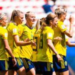 Coupe du monde : la Suède s'impose largement contre la Thaïlande et se dirige vers les huitièmes de finale