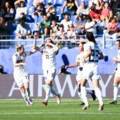 Coupe du monde féminine de football 2019 : trois nations qualifiées dans le groupe B !