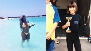 Instagram : Aya Nakamura se la coule douce en bikini, photo vintage pour Alexandra Rosenfeld... (PHOTOS)