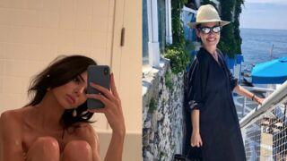 Instagram : Kendall Jenner glamour dans son bain, Cristina Cordula en route pour la plage (PHOTOS)