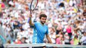 Tennis : Gilles Simon a la main verte et se qualifie pour la finale du Queen's (VIDEO)