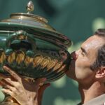 Tennis : Roger Federer s'offre un dixième titre à Halle !