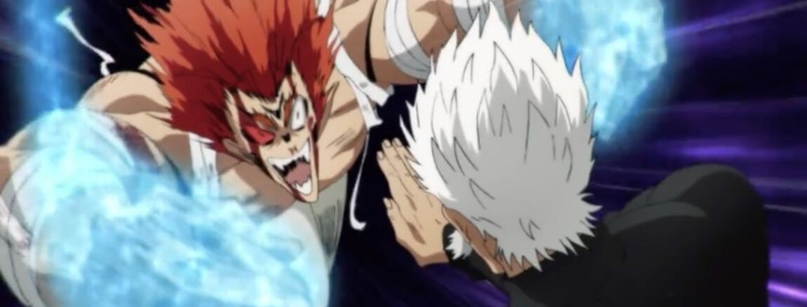 One Punch Man, Saison 2 épisode 11 (ADN) : One Punch Man, Saison 2