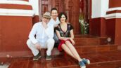 Stars tout-terrain : Christophe Dechavanne emmène Jean-Marc Généreux et Helena Noguerra dans un road-trip à travers le Mexique