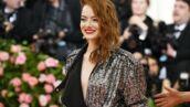 Emma Stone, la future Cruella de Disney, se blesse en glissant par terre