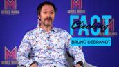Découvrez quel métier étonnant, à l'opposé de celui d'acteur, Bruno Debrandt a failli exercer (VIDEO)