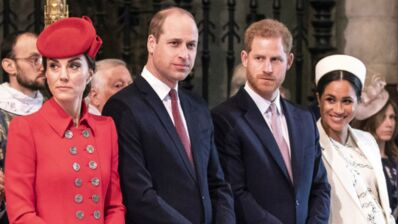 Kate Middleton, Meghan Markle, les princes Harry et William… découvrez leur évolution physique au fil des ans (PHOTOS)