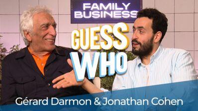 Family Business (Netflix) : qui joue le mieux le mec qui plane ? Jonathan Cohen et Gérard Darmon révèlent tout !