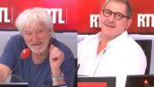 """Hugues Aufray balance sur le coup de foudre d'Yves Calvi pour sa fille Charlotte : """"Vous auriez pu être mon gendre !"""" (VIDEO)"""