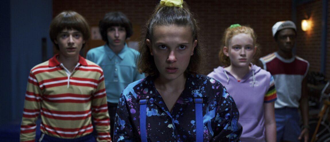 Stranger Things Saison 3 Netflix Winona Ryder Millie