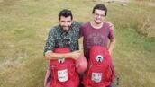 Surprise ! Gabriel et Florian de Pékin Express partagent une nouvelle aventure avec deux héros de Koh-Lanta !