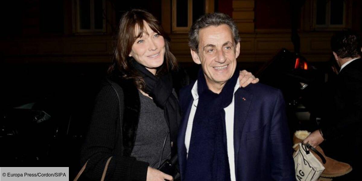 Nicolas Sarkozy Et Carla Bruni En Une De Paris Match Le Magazine Devoile Les Coulisses De Cette Photo Qui Fait Parler Photo