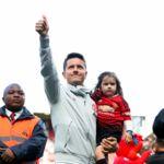 PSG: le numéro de la nouvelle recrue Ander Herrera dévoilée par erreur!