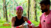 Exclu. Face à sa plus grande phobie, Sarah Lopez en panique lors de la finale de Moundir et les apprentis aventuriers 4 ! (VIDEO)