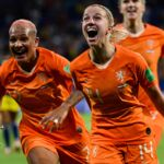 Coupe du monde féminine de football 2019 : les Hollandaises fêtent leur qualification en finale en chantant en l'honneur de... Kylian Mbappé (VIDEO)