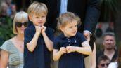 Jacques et Gabriella de Monaco, si petits et déjà sensibilisés à la cause écolo