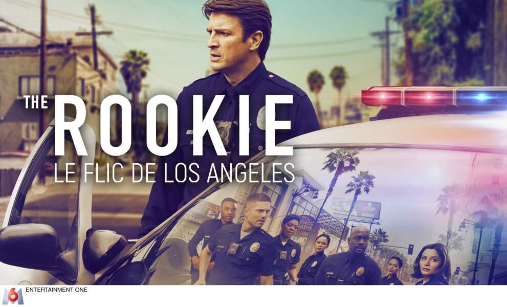 Nathan Fillion, héros de la série policière The Rookie