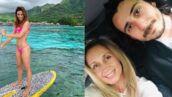 Instagram : Marine Lorphelin fait du paddle à Moorea, selfie en amoureux pour Lara Fabian... (PHOTOS)