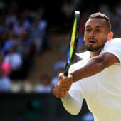 Wimbledon 2019 : Nick Kyrgios est-il devenu fou ? Il allume Rafael Nadal et l'arbitre en plein match ! (VIDEOS)