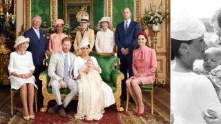 Baptême d'Archie : le bébé de Meghan Markle et du prince Harry adorable dans les bras de ses parents (PHOTOS)