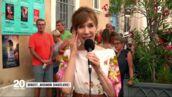 Insolite : Virginie Lemoine complètement lâchée par la technique en pleine interview ! (VIDEO)