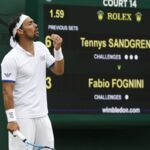 """Wimbledon 2019 : """"J'aimerais qu'une bombe explose sur ce club..."""" le gros dérapage de Fabio Fognini qui pourrait lui coûter (très) cher"""