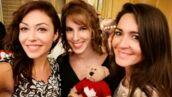 Plus belle la vie : au spa, Elodie Varlet, Dounia Coesens et Léa François s'offrent du bon temps (PHOTOS)