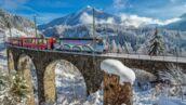 """""""Des trains pas comme les autres"""" (France 5) : les montagnes russes… en Suisse !"""