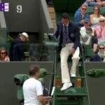 Wimbledon 2019 : en plein match, Henri Leconte demande à l'arbitre de venir jouer à sa place ! (VIDEO)