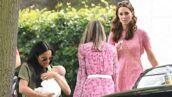 Meghan Markle et Kate Middleton ont passé l'après-midi ensemble ! (PHOTOS)