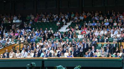 Wimbledon 2019 : voici les règles à respecter dans la prestigieuse Royal Box du court central