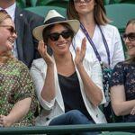 Wimbledon 2019 : David Beckham, Maisie Williams, Meghan Markle... les stars sont au rendez-vous ! (PHOTOS)