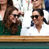 Kate Middleton et Meghan Markle réunies pour la finale dames de Wimbledon